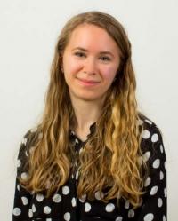 Aus dem Team des Notariats Böhmer: Alina Hense (Auszubildende)