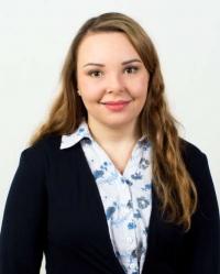 Aus dem Team des Notariats Böhmer: Sandra Schott (Empfangssekretärin)