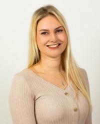 Aus dem Team des Notariats Böhmer: Isabella Popp (Notarfachangestellte)
