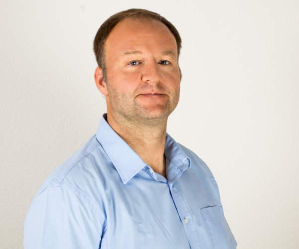 Aus dem Team des Notariats: Stefan Hüttner