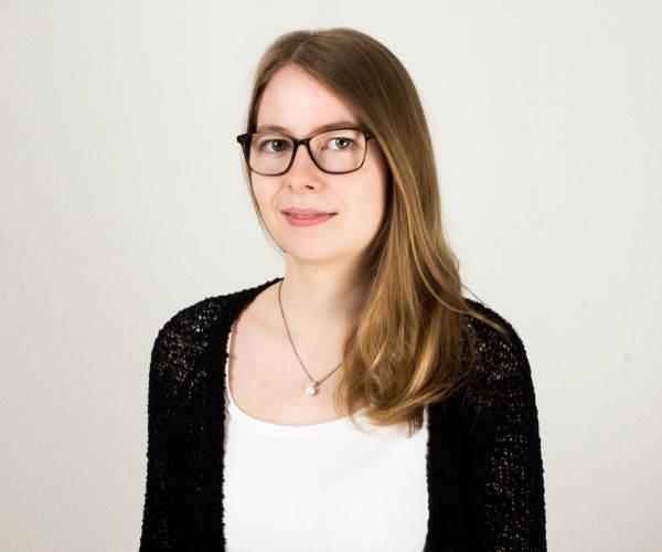 Aus dem Team des Notariats Böhmer: Yvonne Wieland